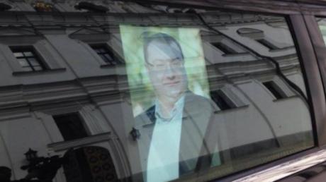 В Киеве похоронили Юрия Грабовского: изувеченное тело адвоката ГРУшника находилось в закрытом гробу