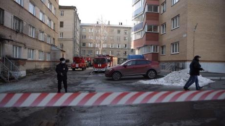 Смертельный взрыв в России  в больнице с больными коронавирусом: новые кадры с места ЧП