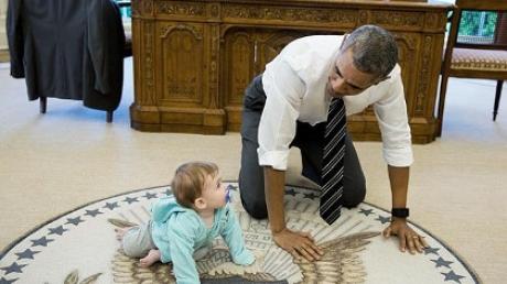 Обама, Псаки, ребенок Псаки, муж Псаки, политика, общество