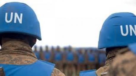 Украинские миротворцы ООН прибывают на первую линию обороны в Донецкой и Луганской областях