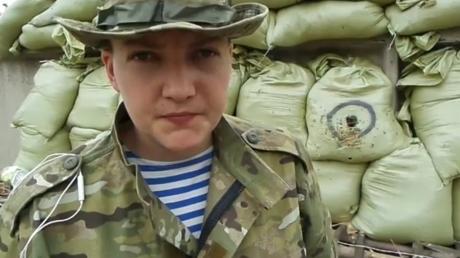 К Надежде Савченко пустили немецких врачей