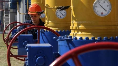 """""""Газпром"""": поставки газа в Украину могут прекратиться 26 февраля"""