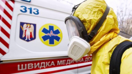 украина, коронавирус, пандемия, смерть, статистика