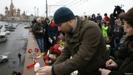Власти разрешили провести 1 марта марш памяти Немцова в центре Москвы