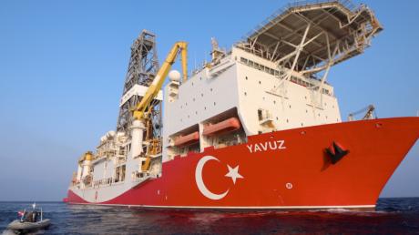 Турция, Энергетика, Открытие, Нефть, Газ