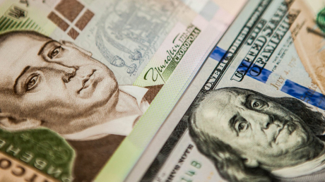 Курс доллара и евро в Украине рухнул сразу после кредита от МВФ