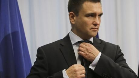 Крым и Донбасс будут освобождены, главное, чтобы Россия, наконец, навсегда убралась с Украины! – Климкин