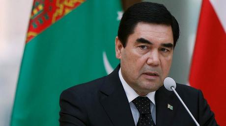 происшествия, скончался, туркменистан, президент, умер, гурбангулы бердымухамедов