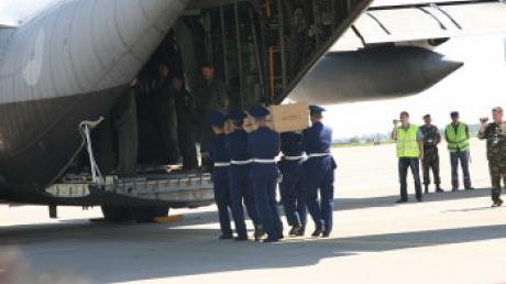 Последние рейсы с останками погибших в катастрофе «Боинг-777» готовят к отправке в Нидерланды