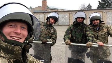 чехия, новости украины, украина, мид украины, нато, миротворцы украины, армия украины, вооруженные силы украины, всу, учения в украине, военные учения в украине, нато, минобороны украины, моу