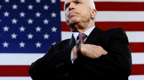 Боюсь, кровавая весна вновь надвигается на Украину, - Маккейн