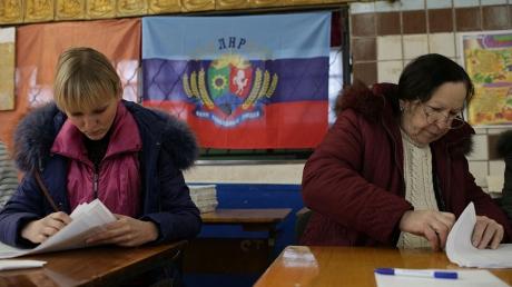 пасечник,выборы, донбасс, лнр, луганск, главарь лнр, луганчане, голоса