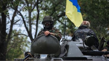 Наглое наступление боевиков на Бахмутской трассе: бойцы ВС Украины успешно отбили атаку гибридной армии РФ возле села Желобка