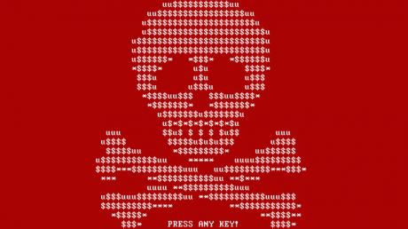 Масштабная хакерская атака одну за другой накрывает украинские компании и учреждения