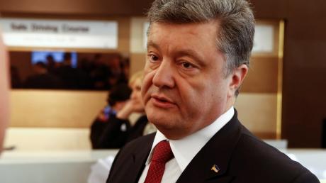 Петр Порошенко: Соцвыплаты в Донбассе должны быть возобновлены