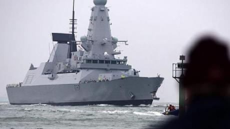 Военный корабль НАТО в Азовском море: Россию предупредили о последствиях открытого нападения