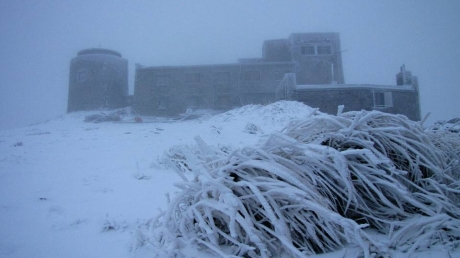 В Украине выпал первый снег: стало известно, в какую область зима пришла первой