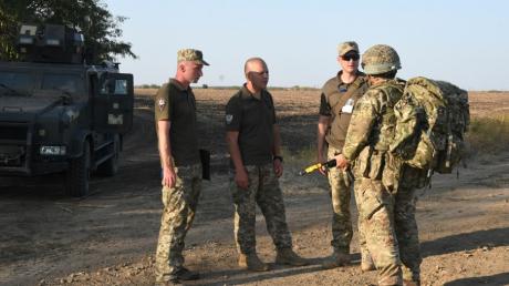 """Элитные войска Украины и Британии готовятся вместе отражать атаки агрессора: """"Работали вместе, как побратимы..."""""""