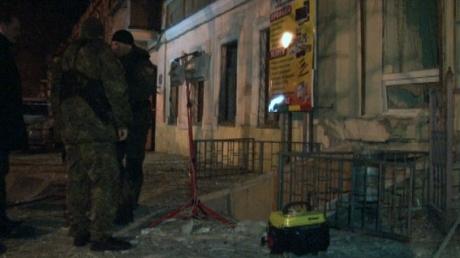 МВД квалифицировала взрыв в Одессе как теракт