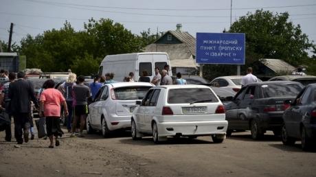 Соцсети: жители Донецка массово возвращаются домой
