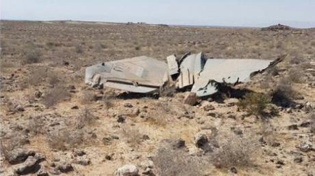 ПВО сирийских повстанцев уничтожило проасадовский МиГ-21, пилот мог быть россияном (кадры)