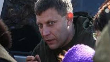 """александр захарченко, """"днр"""", выборы в """"днр"""", оппозиционный блок, политика, украина, выборы на донбассе"""