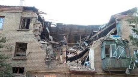 ДНР: Снаряд упал на территорию колонии в Макеевке