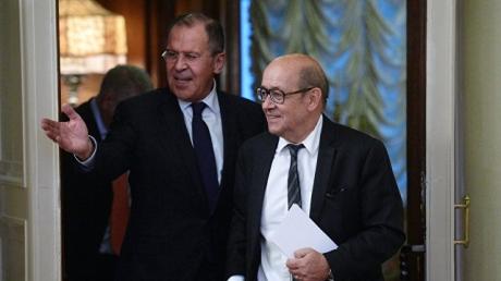 """Министр иностранных дел Франции своим жестким заявлением """"заткнул за пояс"""" Лаврова: """"Либо вы прекращаете агрессию, либо никаких отношений с Европой вам не видать"""""""