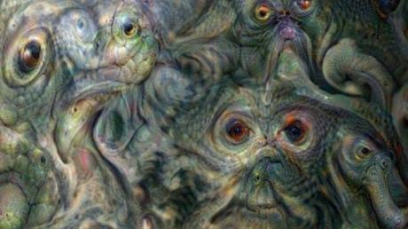 Пользователи Интернета не на шутку шокированы: при проявлении кадров на Юпитере обнаружились мутированные странные существа