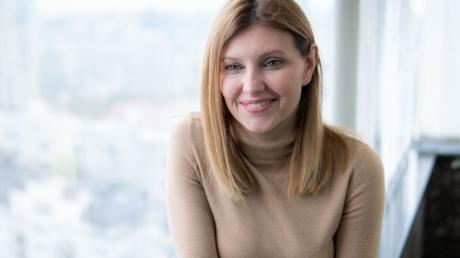 новости, выборы президента 2019, Украина, Зеленский, жена, супруга, Елена Зеленская, СМИ, журналисты