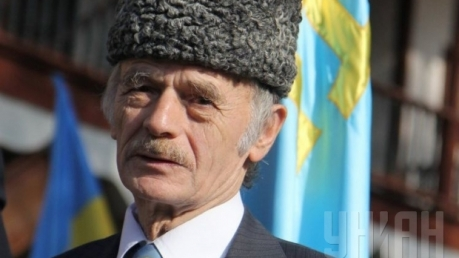 Мустафа Джемилев, крым, крымские татары, украина, россия