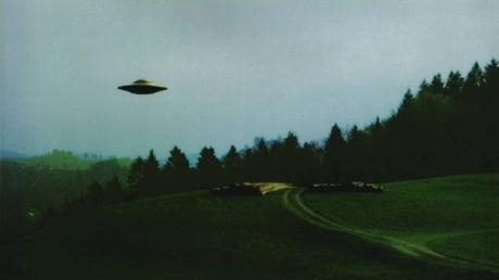 """""""Бермудский треугольник"""" пришельцев: жители Дальнегорска заметили НЛО, который высадил инопланетянина"""