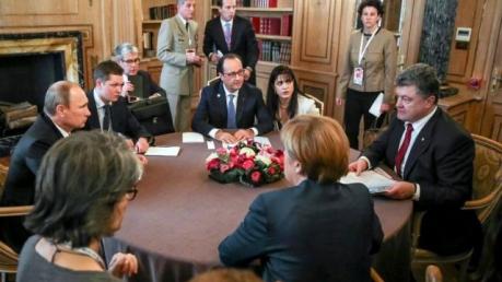 """Переговоры в """"нормандском формате"""" продолжатся 16 февраля"""