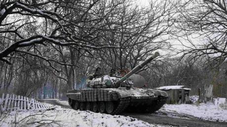 В ДНР при участиии ОБСЕ подготовили график отвода тяжелой техники