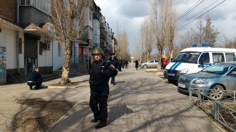 Российский Донецк за день до вынесения приговора Савченко заминировали