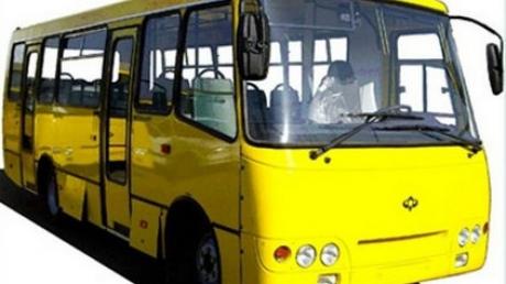 В киевской маршрутке, заполненной пассажирами, взорвалась система охлаждения, много раненых (кадры)