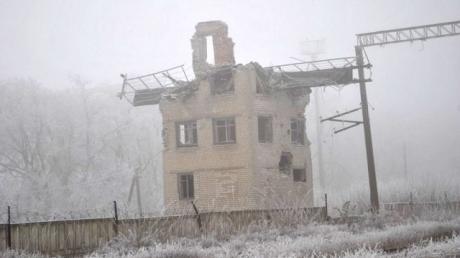чернухино, станция, железная дорога, фото, россия, война на донбассе, луганск, лнр