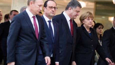 Le Huffington Post: Минские соглашения — доказательство бессилия Европы
