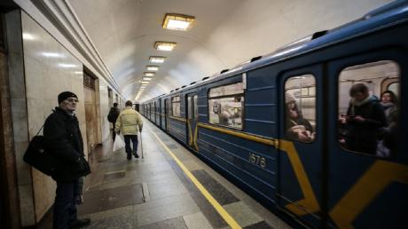 Карантин, Коронавирус, Киев, Метро, Власть.