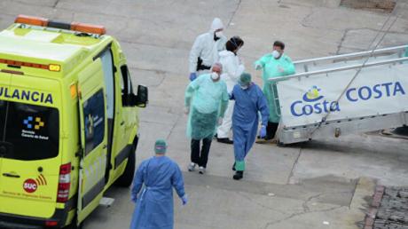 Коронавирус в Испании: статистика и итоги за 26 марта (обновлено)