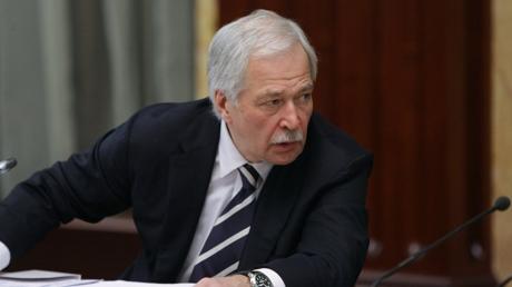 Кремль потребовал прекратить блокаду Донбасса и остановить АТО