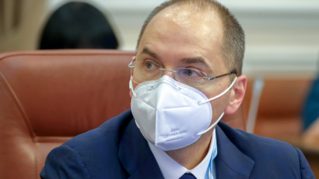 Минздрав обратился к украинцам с призывом после пожара в Чернобыльской зоне