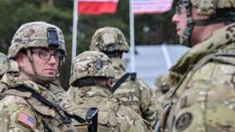 Мир, Конфликт, Польша, Россия, США, Военные, Дивизия, Конфронтация, Фельгенгауэр.
