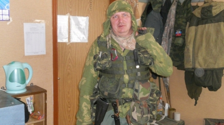 """Террорист Цветков """"Цветок"""" был ликвидирован бойцами ВСУ при выполнении боевого задания: опубликованы фото российского наемника"""