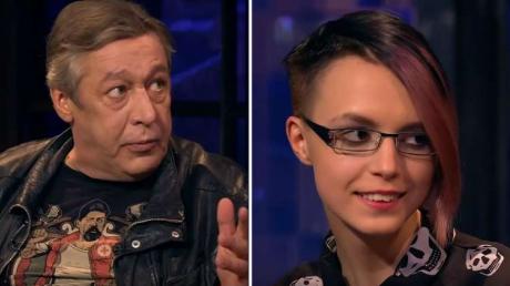 """Экс-супруга Ефремова Ксения Качалина: """"Дочь хочет посадить отца в тюрьму, а мать - в психушку"""""""
