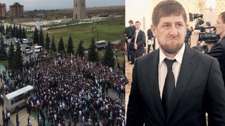 Новый скандал между Ингушетией и Чечней: Москва перечеркнула договор - соцсети говорят о войне на Кавказе