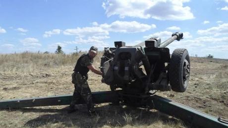 Ночь и утро в Донецке прошли под звуки артиллерии