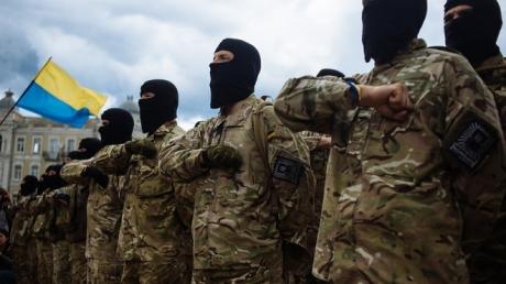 ДНР: 17 батальонов вышли из подчинения ВСУ под контроль «Правого сектора»
