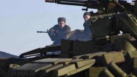 Хроника боевых действий в Донецке 21.02.2015 и главные события дня