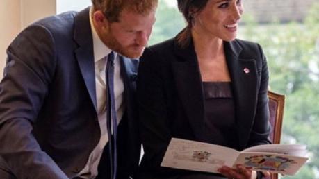 Принц Гарри иМеган Маркл наконец-то отыскали  работу вСША